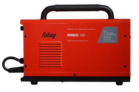 FUBAG Сварочный полуавтомат IRMIG 160 с горелкой FB 150 3 м